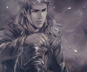 shingeki no kyojin, anime, and manga image