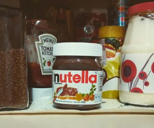 kitchen and nutella image