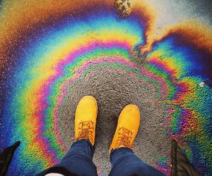 photography and rainbow image