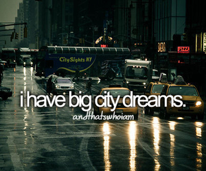 city, big, and text image