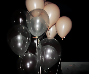 party and balloons image