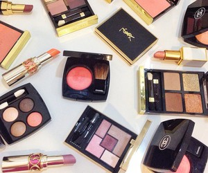 chanel, colourful, and cosmetics image