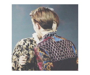couple, exo, and icons image