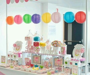 candy and decoration image