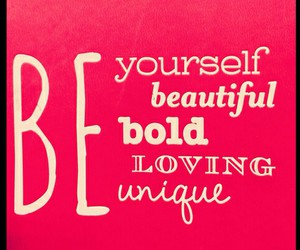 be who you are, better, and true image
