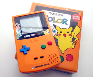 90s, game boy, and pokemon image