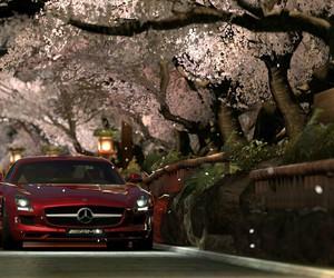 car, luxury, and paradise image