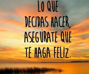 frases, feliz, and happy image