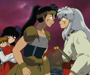 anime, lol, and inuyasha image
