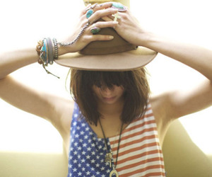 brunette, cool, and girl image