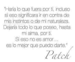 patch, love, and hush hush image