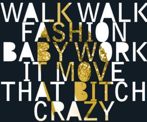 Lady gaga and Lyrics image