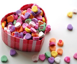 colorfull, sweet, and pink image