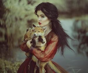 animal, boho, and fashion image