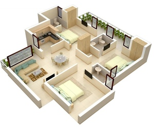 house plans, cottage house plans, and 2 bedroom house plans image