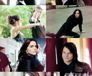 vampire academy, book, and rose hathaway image