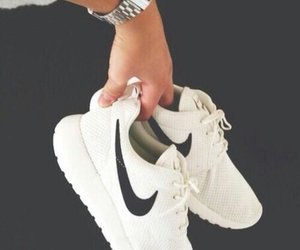 fashion, nike, and watch image