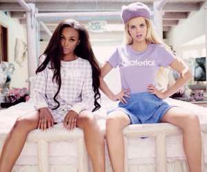 american apparel, barbie, and beauty image