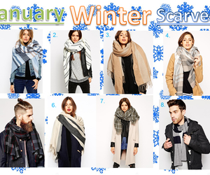 asos, winter, and blogger image