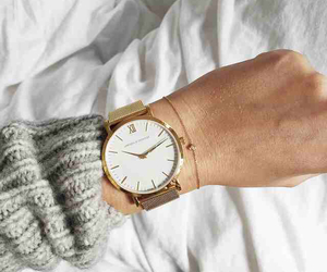 photography, vintage, and watch image