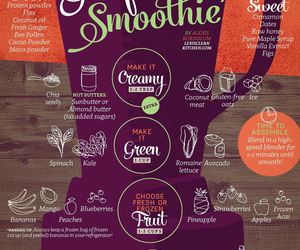 smoothie, fitness, and food image
