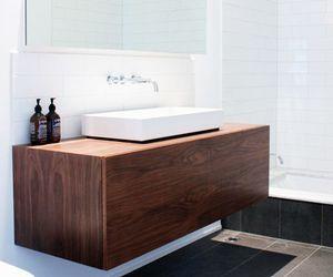 house and bathroom image
