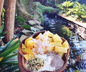 awesome, food, and tropical image