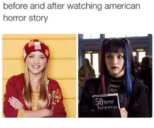 american horror story, ahs, and funny image