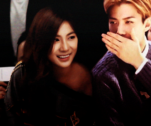 exo, apink, and hayoung image