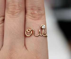 ring, yes, and gold image