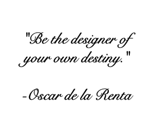 quote, destiny, and designer image