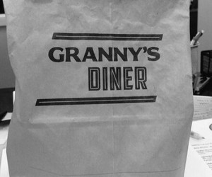 diner, granny, and once upon a time image