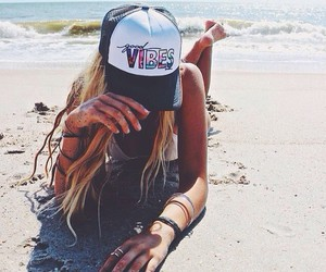 good, summer, and vibes image