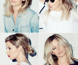 hair and ashley tisdale image