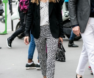 olivia palermo and outfit image