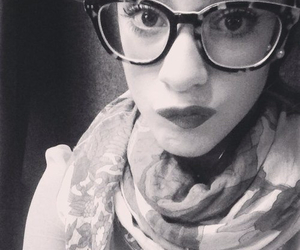 glasses, martina stoessel, and tini stoessel image