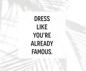famous, fashion, and quote image