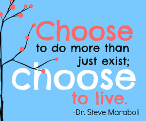 live and choose image