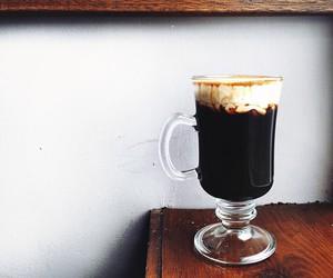 brown sugar, coffee, and cream image