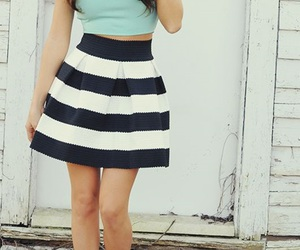 skirt, outfit, and summer image
