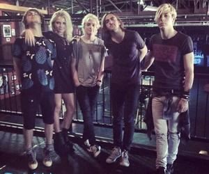 r5, band, and ross lynch image