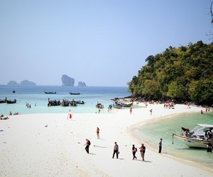 thailand and krabi image