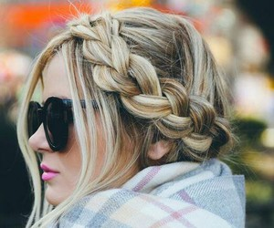 accessories, beauty, and blond hair image