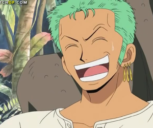 one piece, smile, and cute image