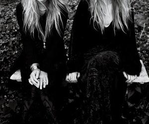 mary-kate olsen, olsen, and olsen twins image