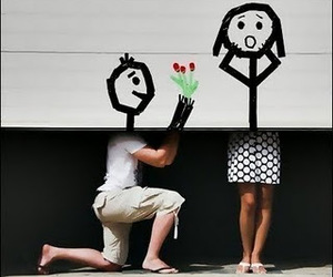 he and she image