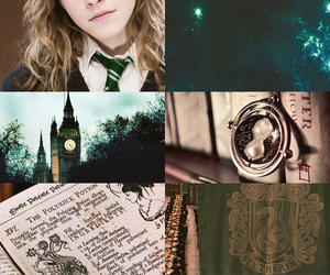 hermione granger and slytherin image