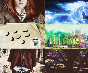 ginny weasley and slytherin image
