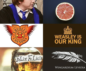 ravenclaw and ron weasley image
