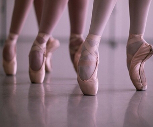 classique, dance, and pointe image